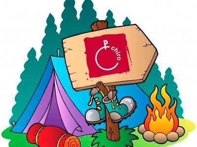 Volg ons op kamp !! @Dilsen-Stokkem